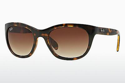 Ophthalmic Glasses Ray-Ban RB4216 710/13 - Brown, Havanna