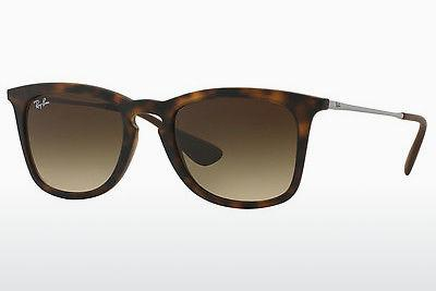 Ophthalmic Glasses Ray-Ban RB4221 865/13 - Brown, Havanna