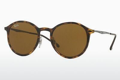 Ophthalmic Glasses Ray-Ban RB4224 894/73 - Brown, Havanna