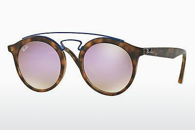 Ophthalmic Glasses Ray-Ban GATSBY I (RB4256 6266B0) - Brown, Havanna