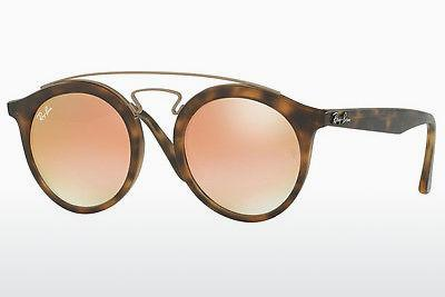 Ophthalmic Glasses Ray-Ban GATSBY I (RB4256 6267B9) - Brown, Havanna