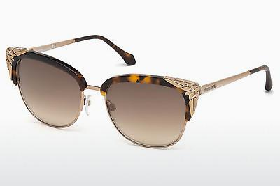 Ophthalmic Glasses Roberto Cavalli RC1014 52G - Brown, Havanna