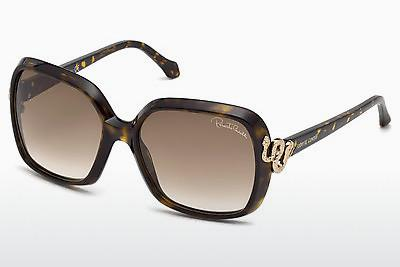 Ophthalmic Glasses Roberto Cavalli RC1016 52F - Brown, Havanna