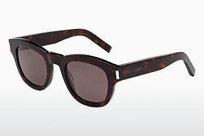 Ophthalmic Glasses Saint Laurent BOLD 2 004 - Brown, Havanna
