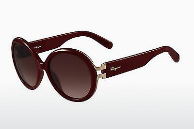 Ophthalmic Glasses Salvatore Ferragamo SF780S 603 - Red