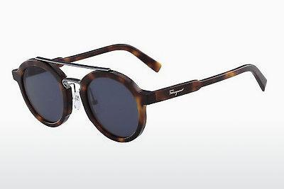 Ophthalmic Glasses Salvatore Ferragamo SF845S 214 - Tortoise