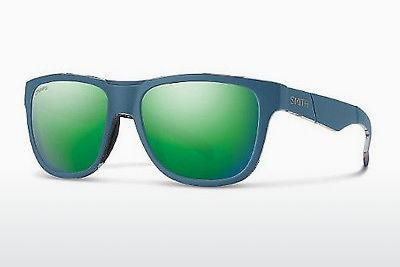 Ophthalmic Glasses Smith LOWDOWN SLIM/N S6F/X8 - Blue