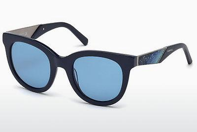 Ophthalmic Glasses Swarovski SK0126 90V - Blue