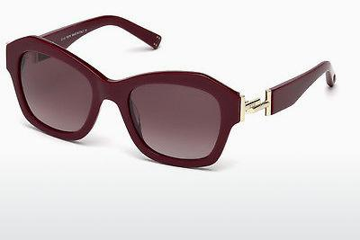 Ophthalmic Glasses Tod's TO0195 69T - Burgundy, Bordeaux, Shiny