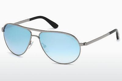 Ophthalmic Glasses Tom Ford Marko (FT0144 14X) - Grey, Shiny, Bright