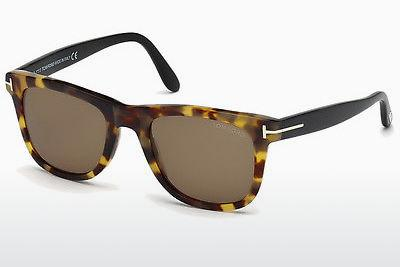 Ophthalmic Glasses Tom Ford Leo (FT0336 55J) - Brown, Havanna, Multi-coloured