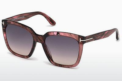 Ophthalmic Glasses Tom Ford Amarra (FT0502 74B) - Pink, Rosa