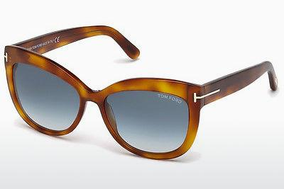 Ophthalmic Glasses Tom Ford Alistair (FT0524 53W) - Havanna, Yellow, Blond, Brown