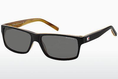 Ophthalmic Glasses Tommy Hilfiger TH 1042/N/S UNO/Y1 - Black, Brown, Havanna