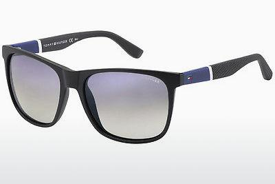 Ophthalmic Glasses Tommy Hilfiger TH 1281/S FMA/IC - Black, Grey