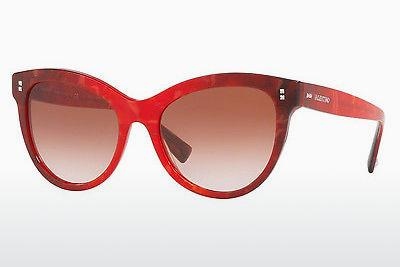 Ophthalmic Glasses Valentino VA4013 503313 - Red, Black