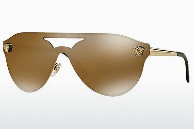 Ophthalmic Glasses Versace VE2161 1002F9 - Gold