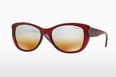 Ophthalmic Glasses Vogue VO2844S 22576U - Transparent, Red