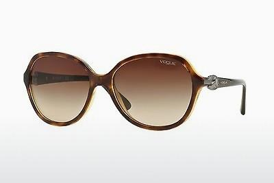 Ophthalmic Glasses Vogue VO2916SB W65613 - Brown, Havanna