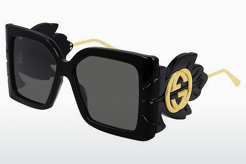 Ophthalmic Glasses Gucci GG0535S 001