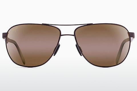 Ophthalmic Glasses Maui Jim Castles H728-01M