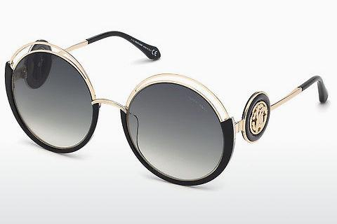 Ophthalmic Glasses Roberto Cavalli MONTEMURLO (RC1087 01B)