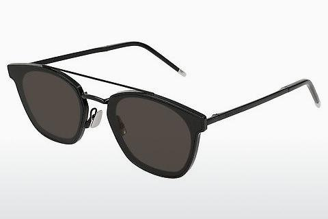 Ophthalmic Glasses Saint Laurent SL 28 METAL 001