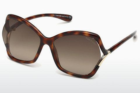 Ophthalmic Glasses Tom Ford Astrid-02 (FT0579 53K)