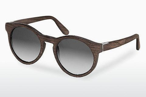 Ophthalmic Glasses Wood Fellas Au (10756 black oak/grey)