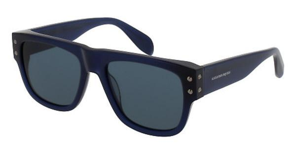Alexander McQueen AM0069S 005 BLUEBLUE