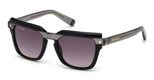 Dsquared2 Sonnenbrille » DQ0285«, grau, 020 - grau