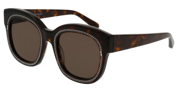 Stella McCartney SC0041S 004 BROWNAVANA