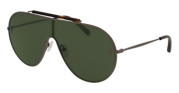 Stella McCartney   SC0056S 002 GREENRUTHENIUM