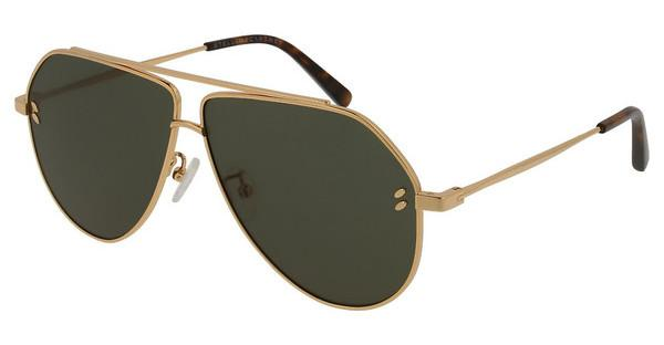 Stella McCartney SC0063S 002 GREENGOLD