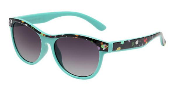 Stella McCartney SK0004S 002 GREYLIGHT-BLUE