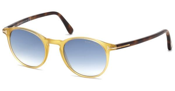Tom Ford Andrea FT 0539/S 01B Größe 48 GXdXI9