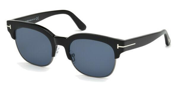 Tom Ford Sonnenbrille » FT0627«, schwarz, 01B - schwarz/grau