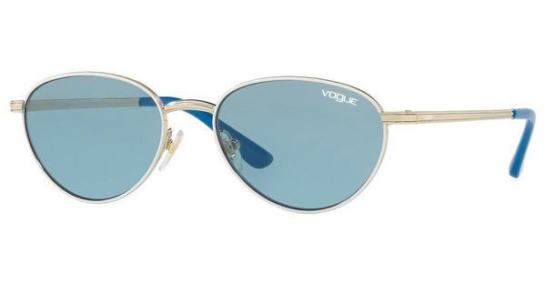 Vogue VO4082S 848/80 BLUEPALE GOLD/WHITE