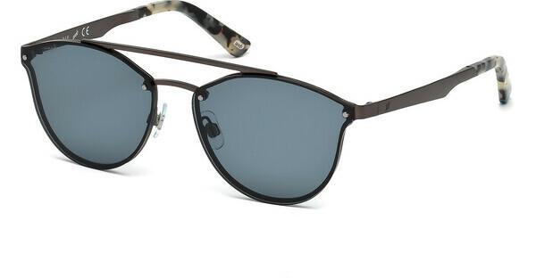 Web Eyewear Sonnenbrille » WE0184«, blau, 91X - blau/blau