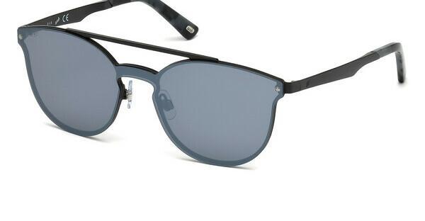 Web Eyewear Sonnenbrille » WE0182«, schwarz, 09C - schwarz/grau