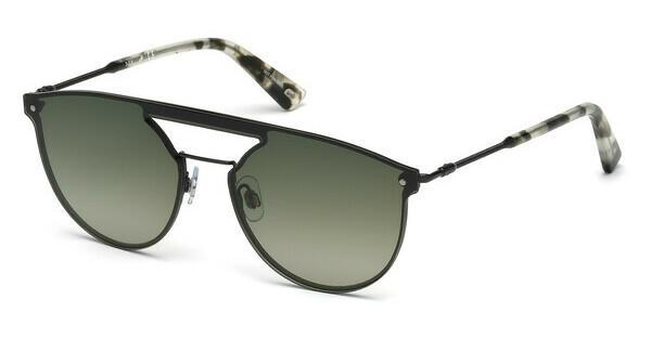 Web Eyewear Sonnenbrille » WE0189«, schwarz, 02C - schwarz/grau