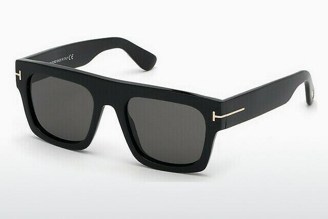 57.0 Brown Tom Ford Men/'s Sonnenbrille FT0588 47N 57 Sunglasses,