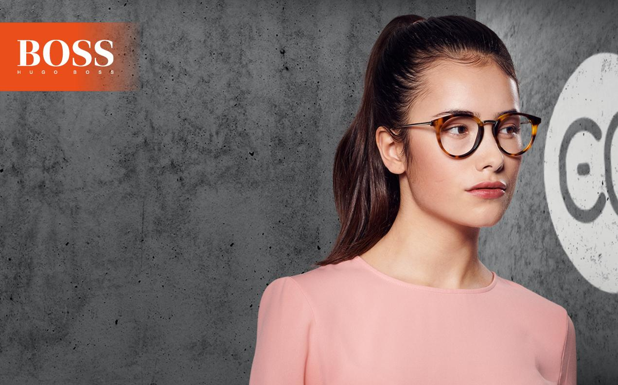 Boss Brille Damen