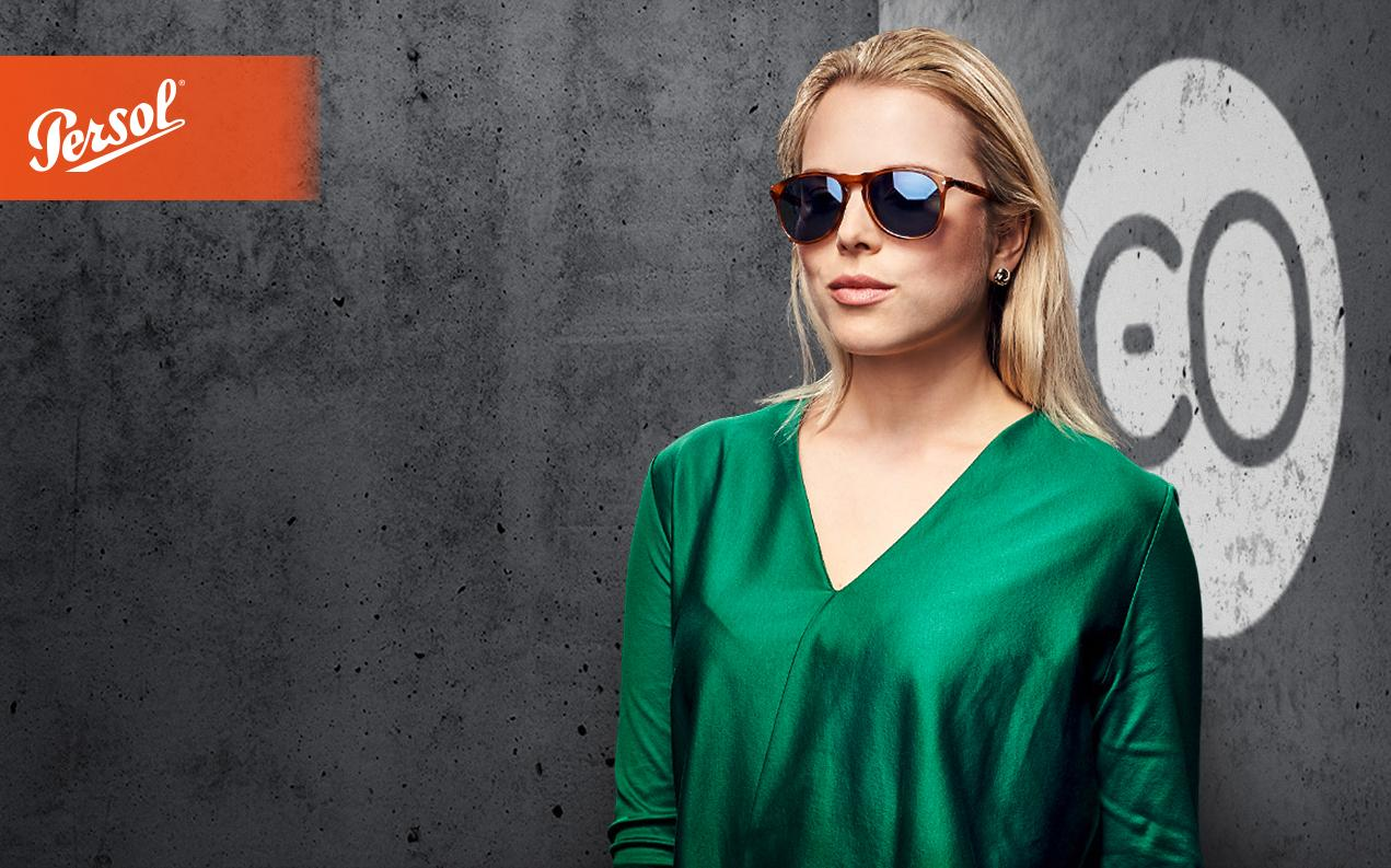 70d2324ad6e969 Acheter des lunettes de soleil Persol en ligne à prix très bas