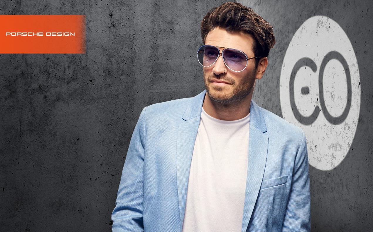 Acheter des lunettes de soleil Porsche Design en ligne à prix très bas 4d3b9fce7854