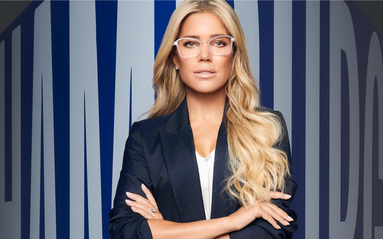 Sylvie Optics correctiebril Hamburg