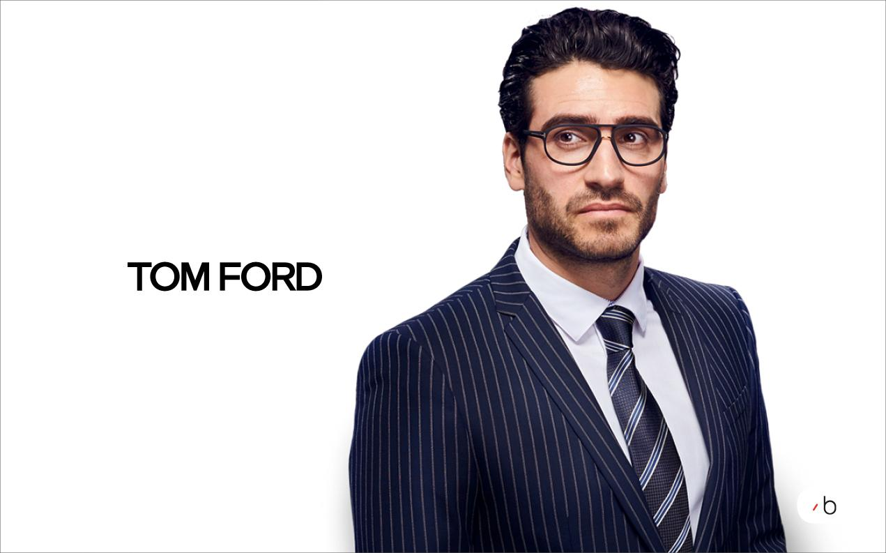 lunette tom ford homme