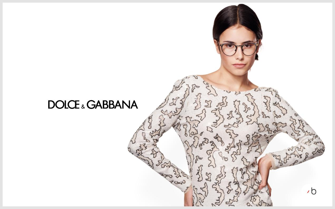Dolce and Gabbana Brillen Dames